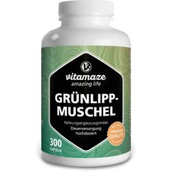 GRÜNLIPPMUSCHEL 500 mg hochdosiert Kapseln 300 St.