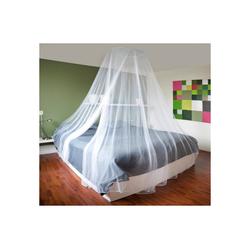 BigDean Schutznetz XXL Moskitonetz 60x250x1200cm Fliegennetz Doppelbett, BxL: 250x60 m