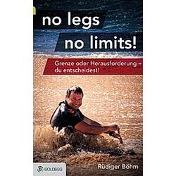 no legs, no Limits!