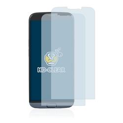 BROTECT Schutzfolie für Vivax Point X502, (2 Stück), Folie Schutzfolie klar