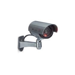 relaxdays Dummy Kamera Überwachungskamera Attrappe