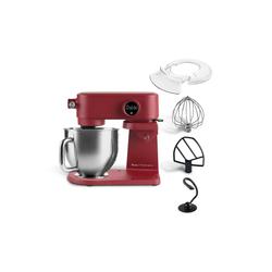 Springlane Küchenmaschine, 800 W, 5.2 l Schüssel, Rot rot