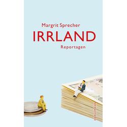 Irrland als Buch von Margrit Sprecher