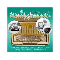 Alexander,P.-Ramsey,B.-Valente,C. - Deutsche Wirtschaftswunder Hits Vol.1 (CD)