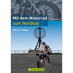 Reiseführer Nordeuropa - Mit dem Motorrad zum Nordkap - Motorradführer Norwegen