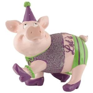 Giftcompany Spardose Gift-Company Feier-Sparschweini LET'S PARTY Größe