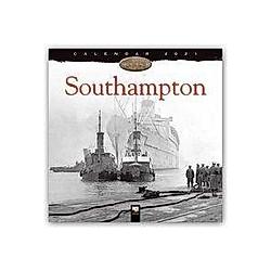 Southampton black & white - schwarz-weiß 2021