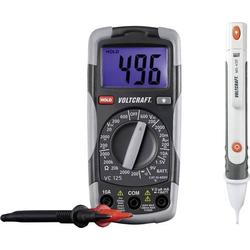 VOLTCRAFT DT-TEST-KIT 150 Hand-Multimeter digital CAT III 600V Anzeige (Counts): 2000