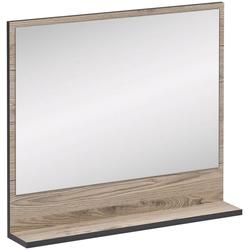 Wilmes Badspiegel ADRIA (1-St), Spiegel - Klarglasspiegel natur