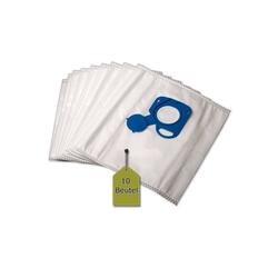 eVendix Staubsaugerbeutel 10 Staubsaugerbeutel Staubbeutel passend für Staubsauger Tefal TW 6886, passend für Tefal