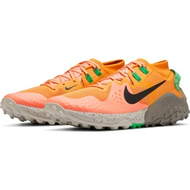 Nike Wildhorse 6 M kumquat/atomic pink/black/green spark 44