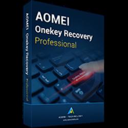 AOMEI Odzyskiwanie za pomocą jednego klucza Dostosowywanie, aktualizacja na cały okres użytkowania