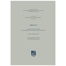 Traumtexte. Reinhold Merkelbach  Maria Totti  - Buch