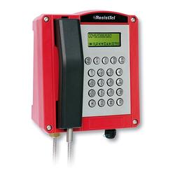 FHF Wetterfestes Telefon ResistTel rot 1126430102