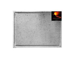 Grillplatte Lava von Grillstone® Maße 40 x 30 x 2 cm