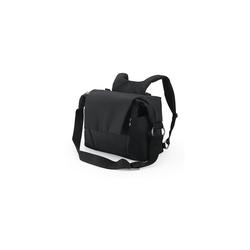 Stokke Wickeltasche Stokke® Changing bag Deep Blue schwarz