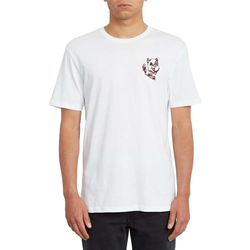Tshirt VOLCOM - Wiggly Bsc Ss White (WHT)