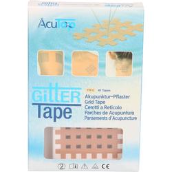 GITTER Tape AcuTop 5x6 cm 40 St.