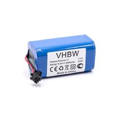 vhbw Staubsauger-Akku passend für Cecotec Conga 1090, 1190, 950, 990, Excellence, Excellence 990 Saugroboter 2900 mAh (14,8 V)