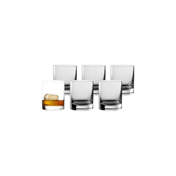 Stölzle Whiskyglas NEW YORK BAR Whiskybecher 320 ml 6er Set (6-tlg)