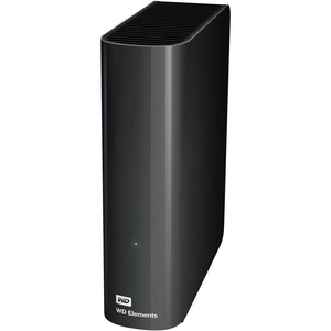Western Digital Elements Desktop 3.0 6TB Schwarz Elements externe Festplatte