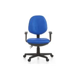 hjh OFFICE Drehstuhl hjh OFFICE Home Office Bürostuhl CITY 20 blau