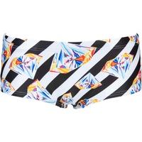 Arena Crazy Diamond Low Waist Shorts Herren bunt DE 4   US 32 2021 Schwimmslips & -shorts