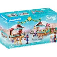 Playmobil Spirit Riding Free Weihnachten in Miradero