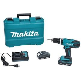 Makita HP457DWE inkl. 2 x 1,3 Ah
