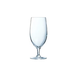 Chef & Sommelier Bierglas Cabernet Tulip, Biertulpe Bierglas 460ml Krysta Kristallglas transparent 6 Stück Ø 8.1 cm x 18.8 cm