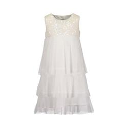 Blue Seven A-Linien-Kleid Kinder Tüllkleid mit Pailletten