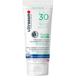 UltraSun Face Mineral SPF 30 40 ml Sonnencreme