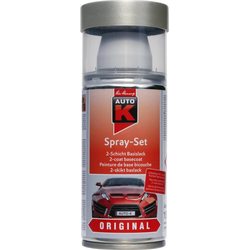 Auto-K Spray-Set VW Audi LB7Z 150 ml, satinsilber metallic