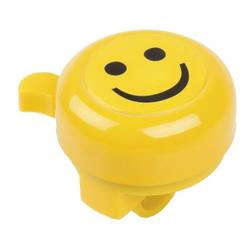 Fahrrad-Glocke gelb Smiley