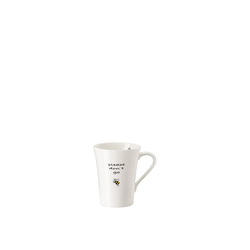 Hutschenreuther Becher My Mug Collection Bees - Don't go Becher mit Henkel, New Bone China