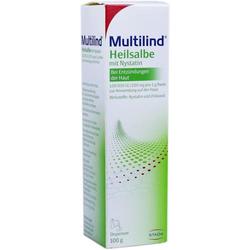MULTILIND Heilsalbe m.Nystatin u.Zinkoxid 100 g