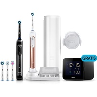 Oral B Genius 10900 Black Design Edition + 2tem Handstück