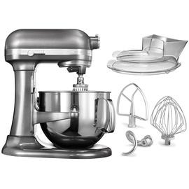 KitchenAid Artisan 5KSM7580X Medaillon-Silber