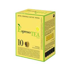CAFFE VERGNANO Espresso Tea Lemon Teekapseln (Nespresso)
