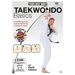 Your Best Body - Taekwondo Basics