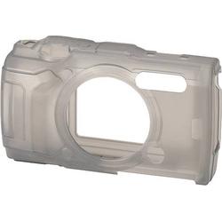 Olympus CSCH-127 Kamera Silikon-Schutzhülle Passend für Marke (Kamera)=Olympus