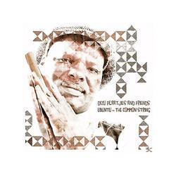 Dizu & Friends Plaatjies - Ubuntu-The Common String (CD)