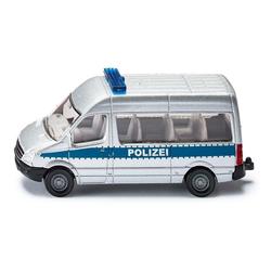 Siku Spielzeug-Auto Siku Polizeibus
