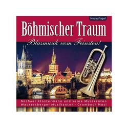 VARIOUS - Böhmischer Traum (CD)