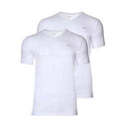 Joop! Unterhemd Herren Unterhemd 2er Pack - T-Shirt, V-Neck, M (Medium)