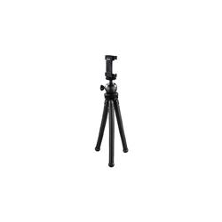 Hama Kamerazubehör-Set FlexPro Stativ für Smartphone, GoPro, Fotokamera