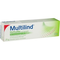 STADA MULTILIND Heilsalbe m.Nystatin u.Zinkoxid