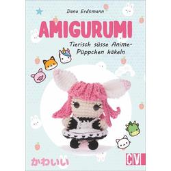 Amigurumi als Buch von Dana Erdtmann