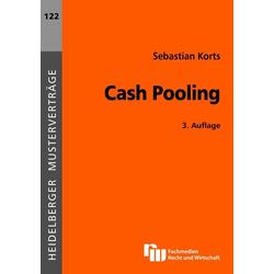 Cash Pooling als Buch von Sebastian Korts