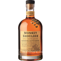 Monkey Shoulder Blended Malt 40% Vol. 0,7 l
